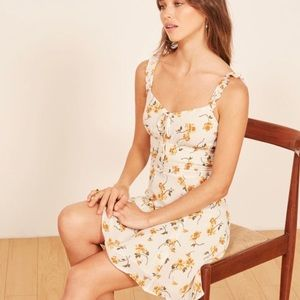 Reformation Elyse Dress NWT